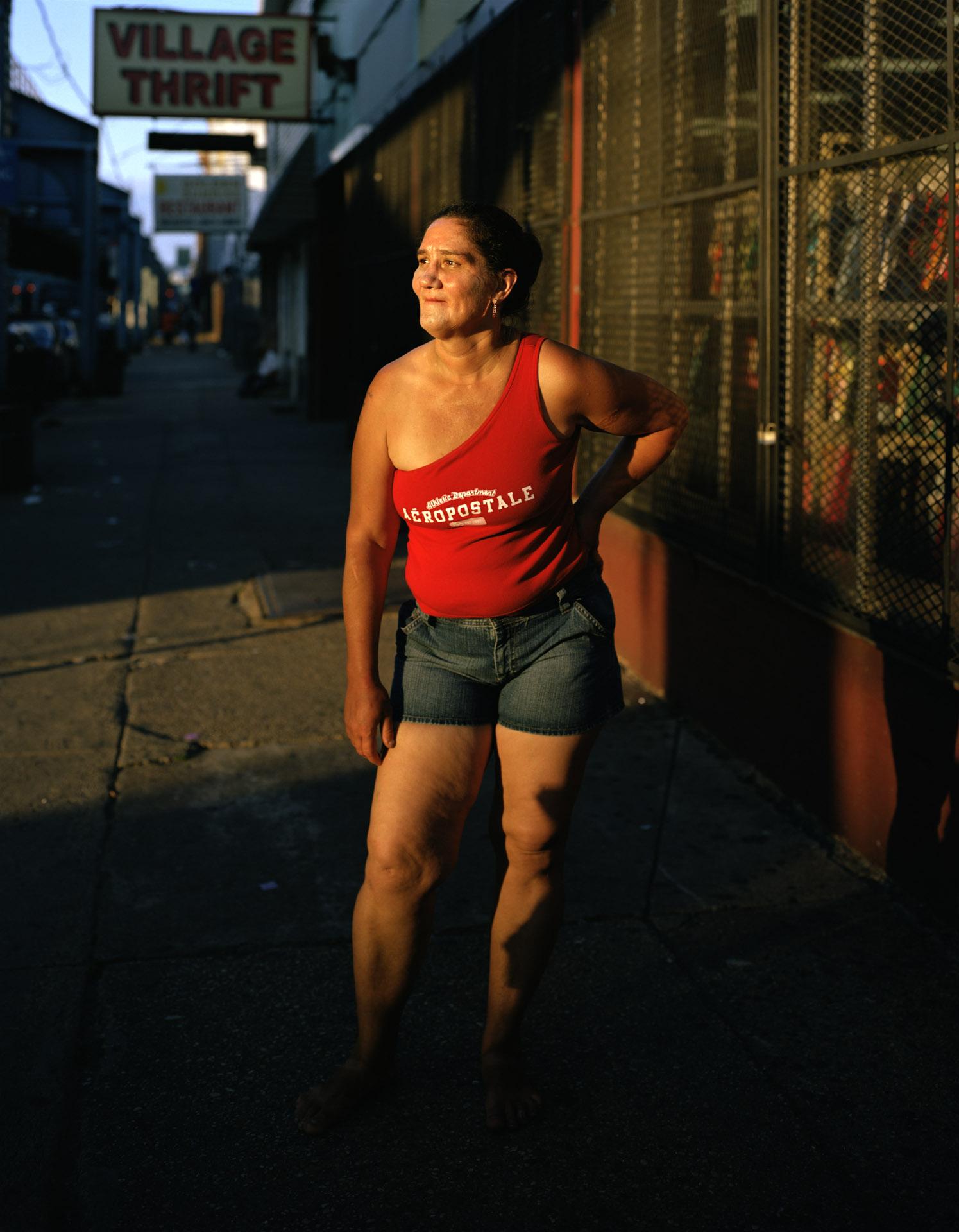 Philadelphia street whore - 2 part 4